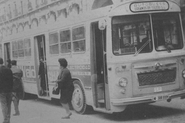 Autobuses Urbanos de Toledo