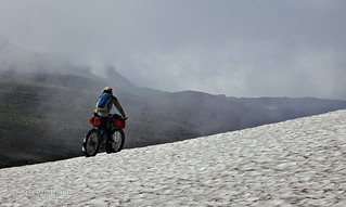 Chile - villarica national park on a glaciar | by Fatcycling