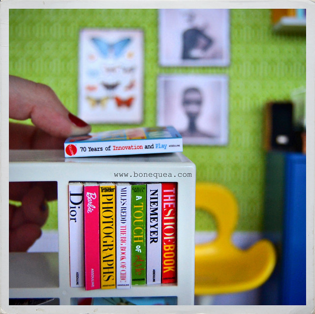 Assouline mini-books