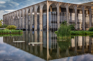 Itamaraty Palace (Ministry of External Relations - Brasilia) | by Phil Marion (176 million views - THANKS)