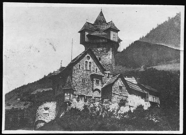 Archiv D038 Burg, 1930er