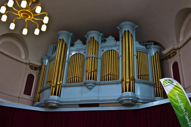 Cambridge Guildhall Organ