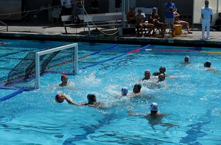 Water Volleyball Olympic Trials | by Game Time For Life