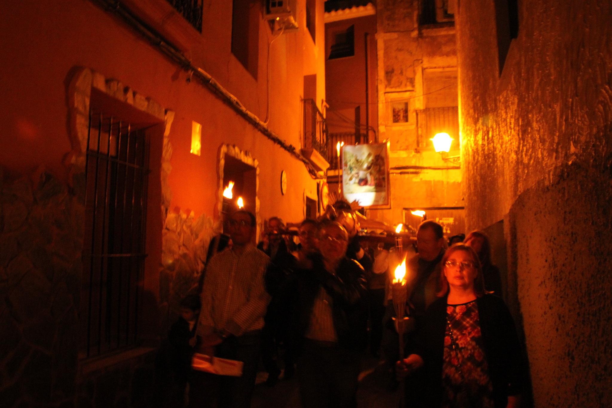 (2014-04-01) -  V Vía Crucis nocturno - Javier Romero Ripoll (37)