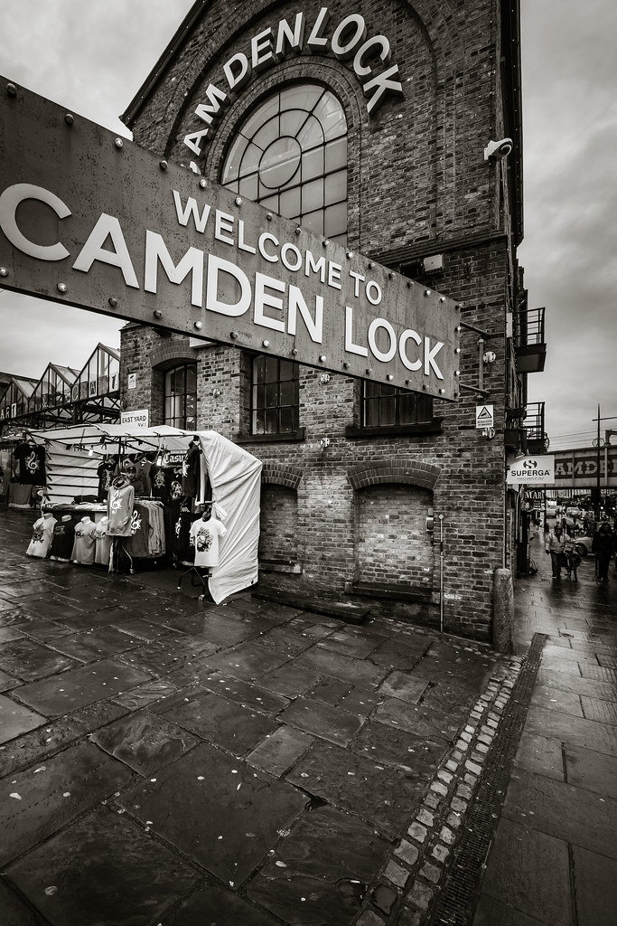 Camden Town: Around Camden Town, Market And L