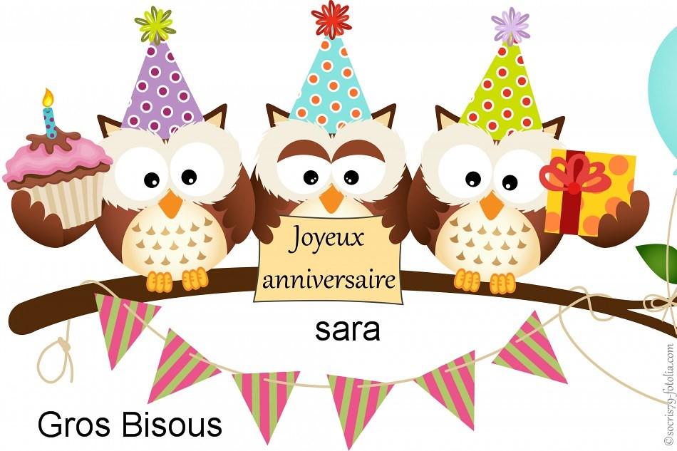2 Ans Aujourd Hui Pour Ma Petite Fille Sara Merci Bea