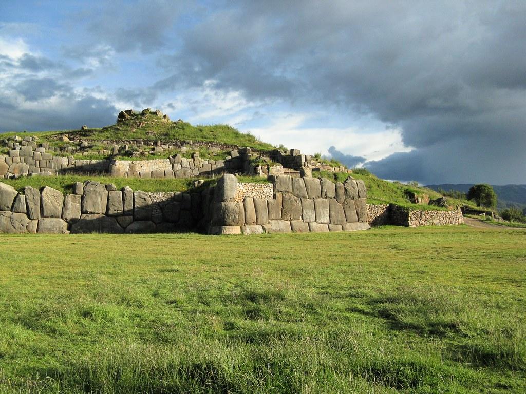 древна архитектура инките