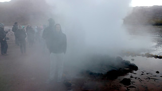 2016 - Chile - San Pedro - Geysers Andy in Steam | by SeeJulesTravel