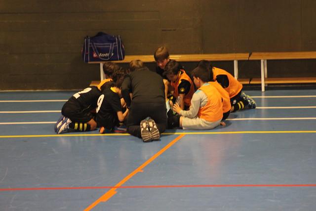 Benjamín vs Valladolid FS
