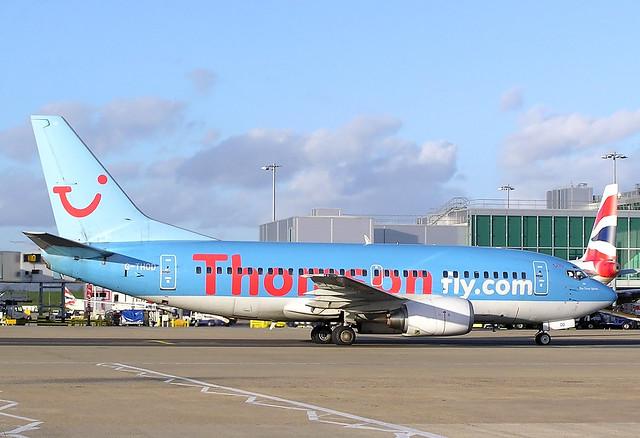 G-THOD Thomsonfly 737-500 (LGW/EGKK)
