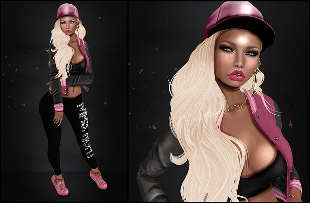 # 388 New from !Twisted Glam ♥