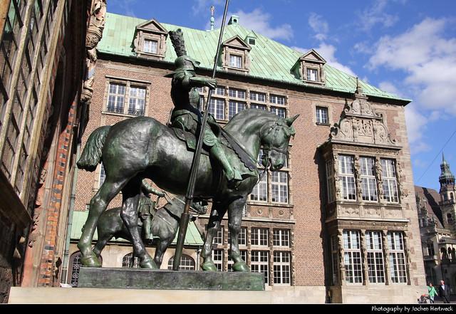 Bremer Rathaus, Bremen, Germany