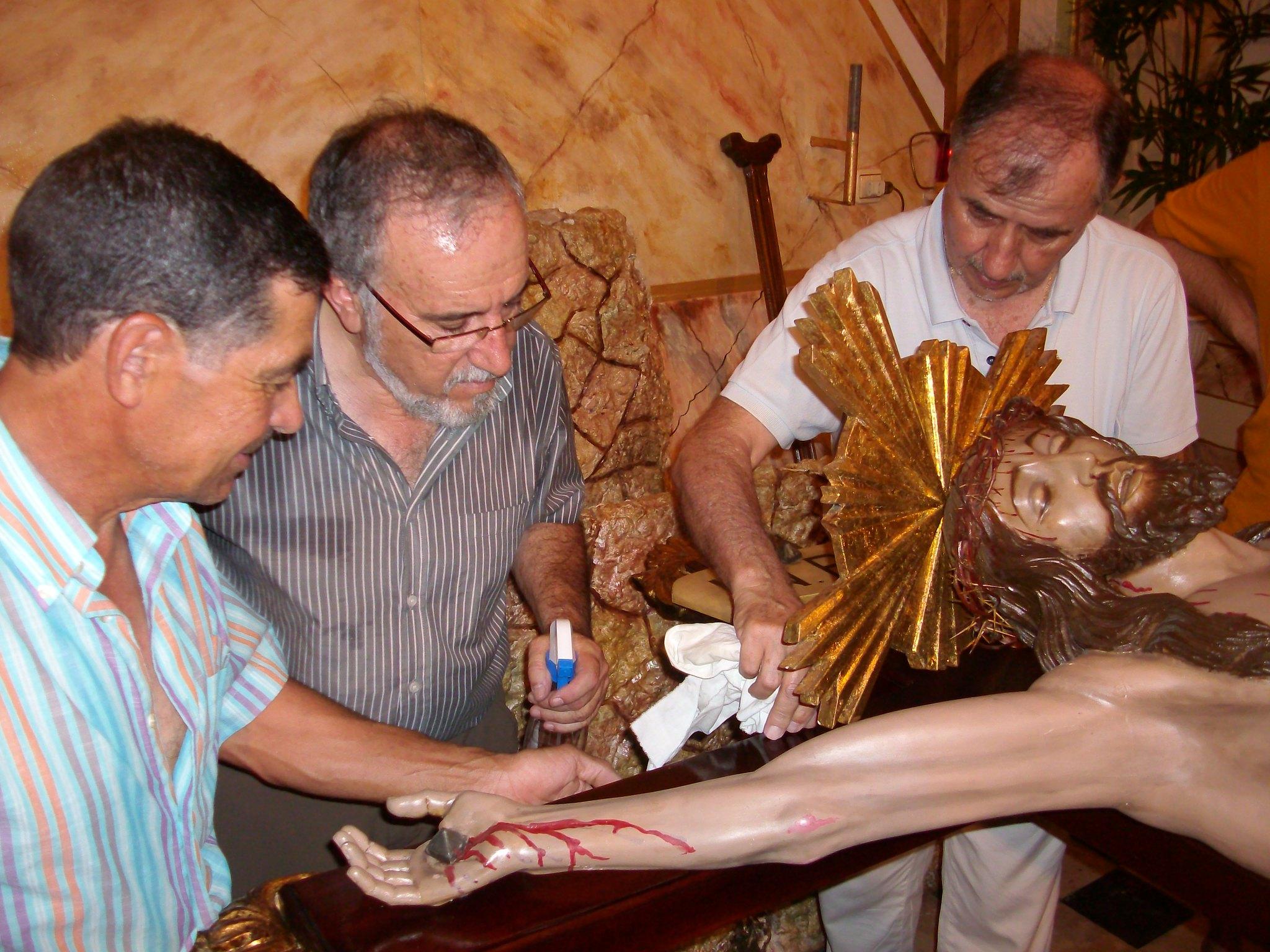 (2011-06-22) - Preparativos Imagen - José Vicente Romero Ripoll (14)