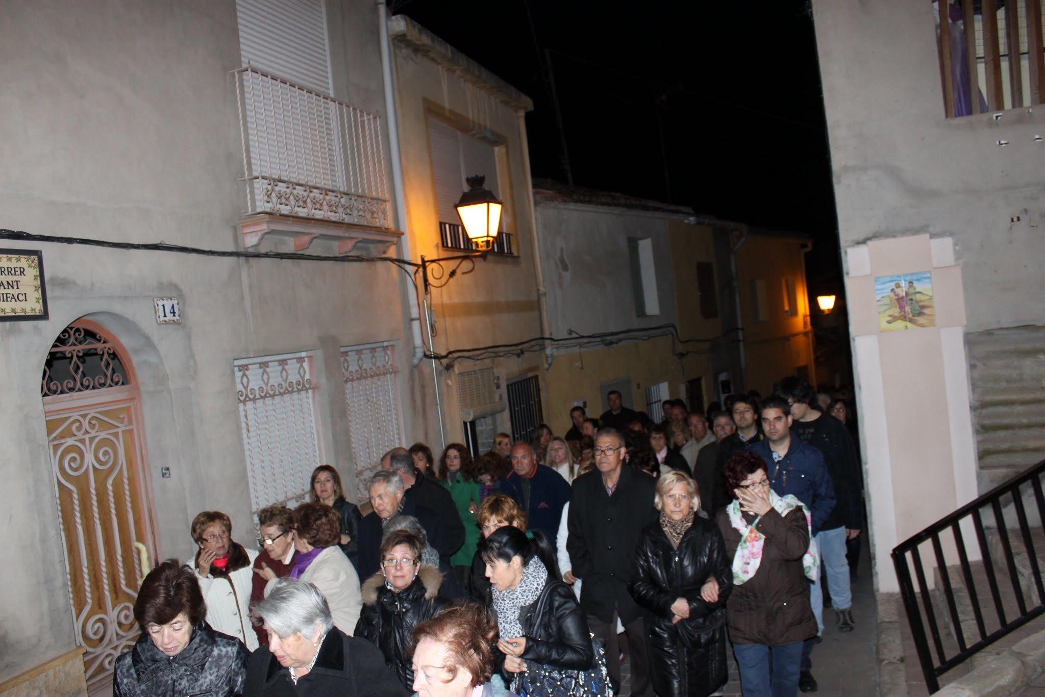 (2013-03-22) - IV Vía Crucis nocturno - Javier Romero Ripoll (193)