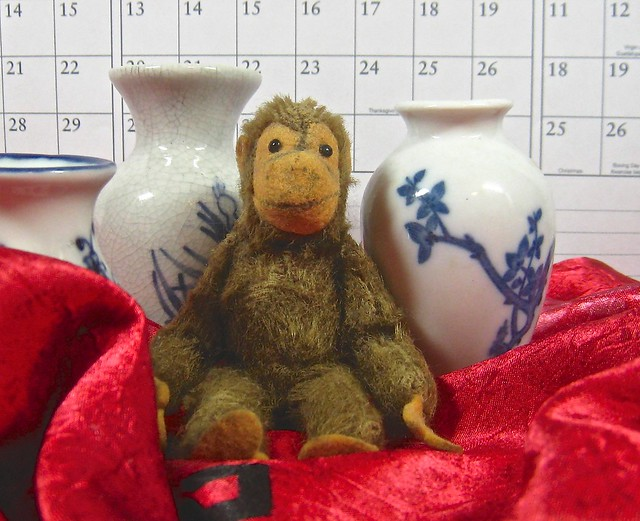 it's the year of the monkey