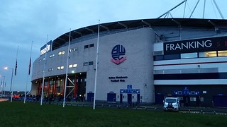 Bolton Wanderers v Ipswich Town, Macron Stadium, SkyBet Championship, Tuesday 8th March 2016 | by CDay86