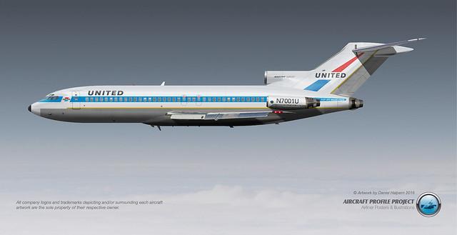 UNITED (OLD) 727-100