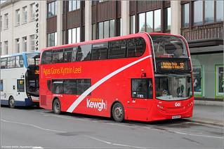 Plymouth Citybus 535 WJ65BZB
