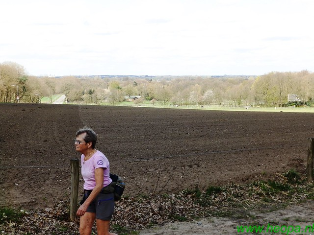 2016-04-12         2 daagse Lunteren      1e dag  25 Km  (88)