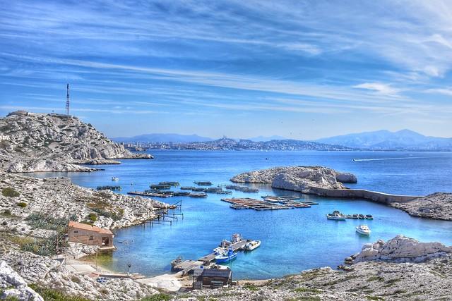 Marseille, si près