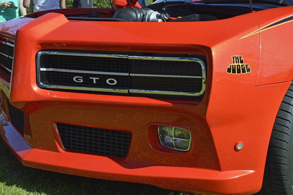 Pontiac Gto 2015 >> 2015 Pontiac Gto Concept Car 1st Annual Cars In The Park C