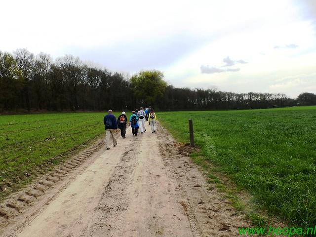 2016-04-13    2e Dag van Lunteren 25 Km  (150)