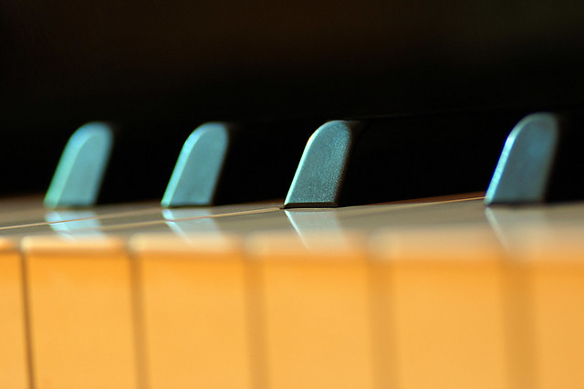 Music stays