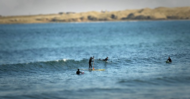 9 of 52 - Surfing the waves