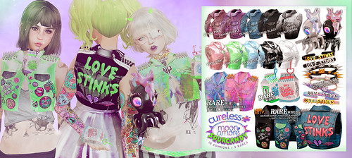 CURELESS [+] MoonAmore / Sour Candy @Whimsical!   by Kaorinette ✚