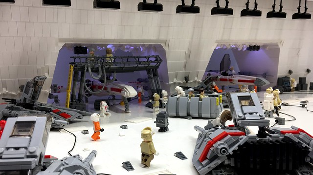 EpisodeV - Hoth Base