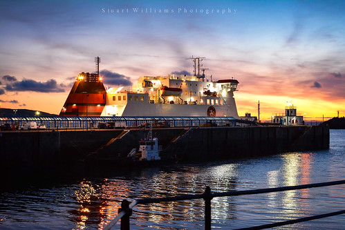 sea water ferry port sunrise dawn coast boat nikon ship waterfront harbour douglas isleofman steampacket