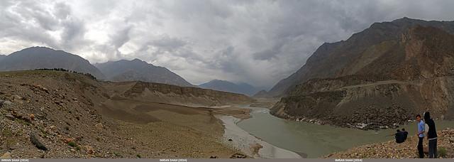 Indus River near Bunji