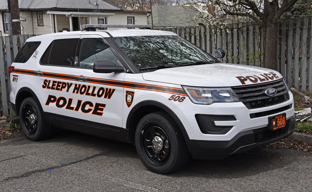 Sleepy Hollow Ford >> Picture Of Village Of Sleepy Hollow New York Police Depart Flickr