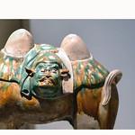 唐 三彩骆驼 南京博物院