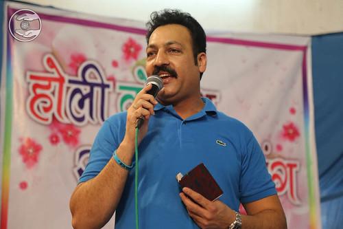 Devotional song by Kamal Kumar from Dubai