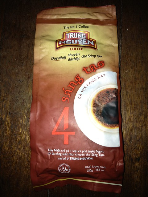 Tryung Nguyen coffee from Vietnam