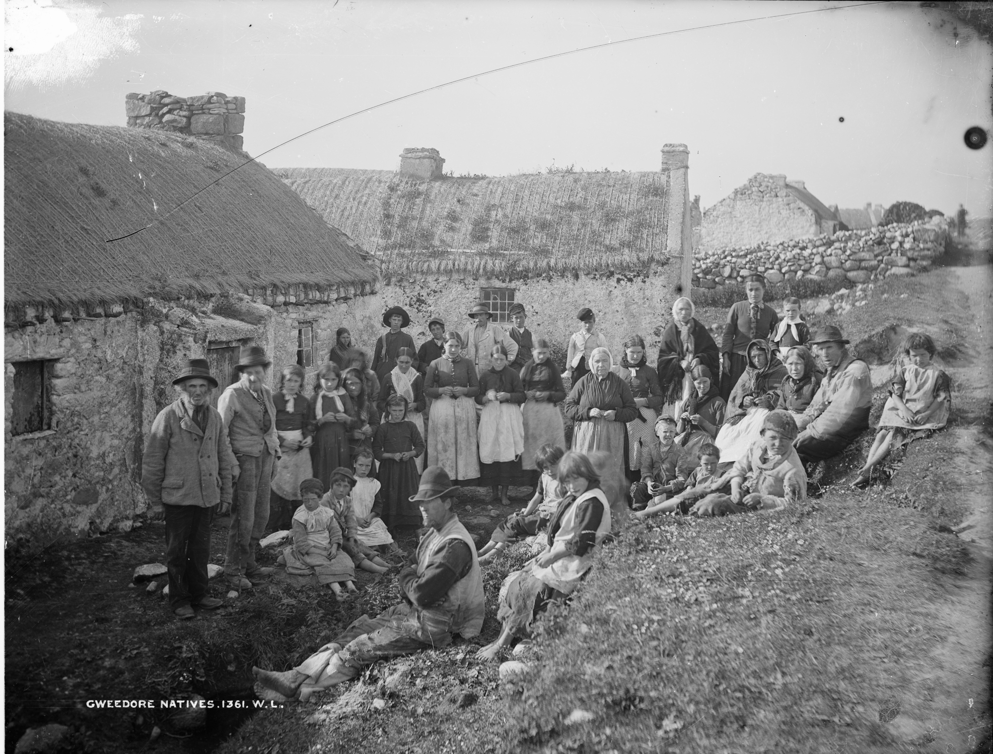 Gweedore Natives, Gweedore, Co. Donegal