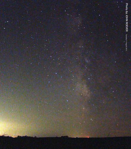 longexposure nightphotography night stars august kansas 30sec 30secondexposure 2015 shawneecounty august2015