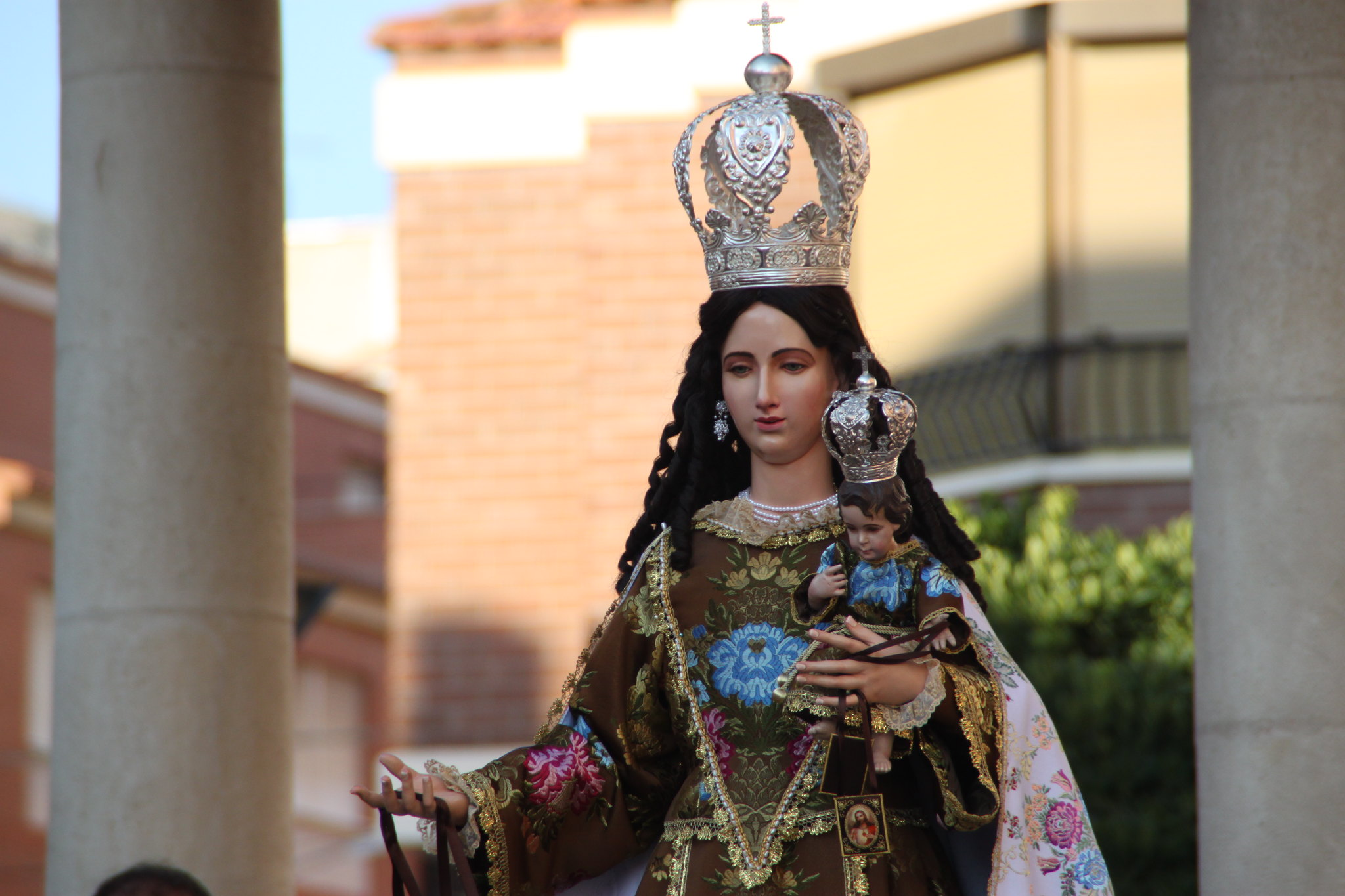 (2015-07-12) - Virgen del Carmen, parroquia La Santa Cruz - Javier Romero Ripoll (90)