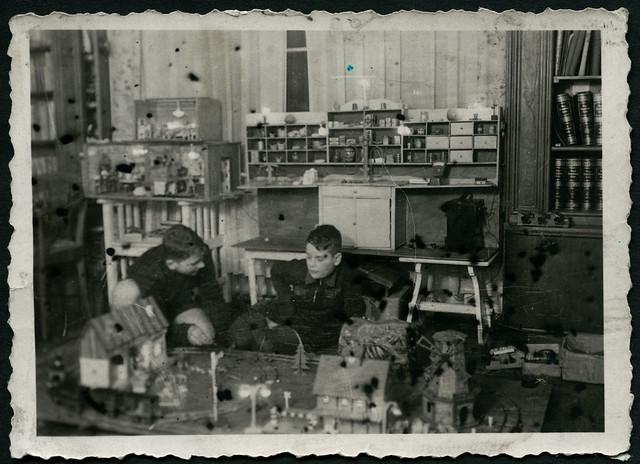Archiv D133 Kleines Spielparadies, 1950er