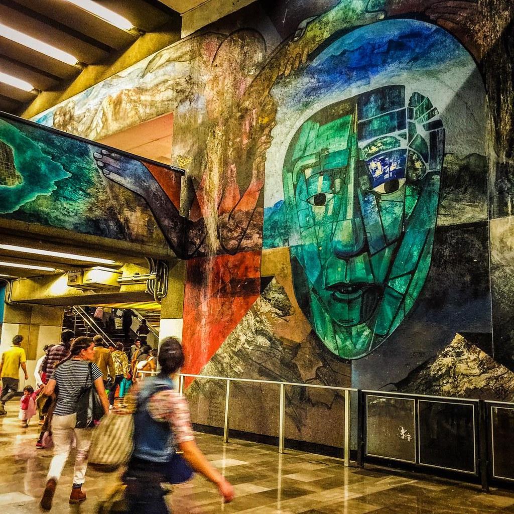 Arte Mural En Mexico