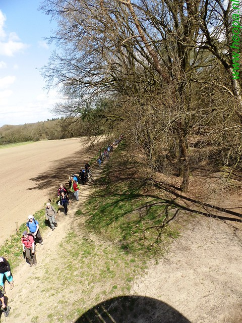 2016-04-12         2 daagse Lunteren      1e dag  25 Km  (83)