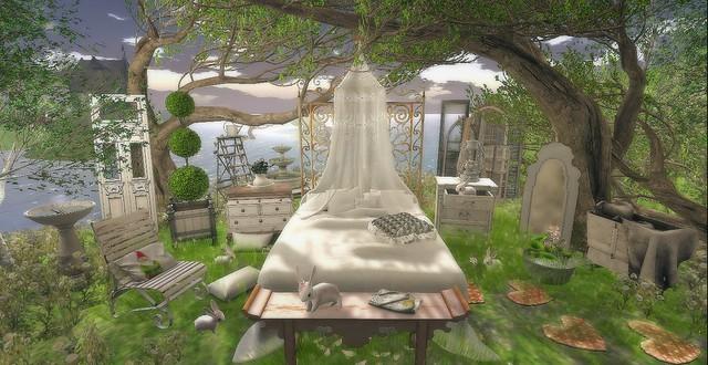 Garden Resort....