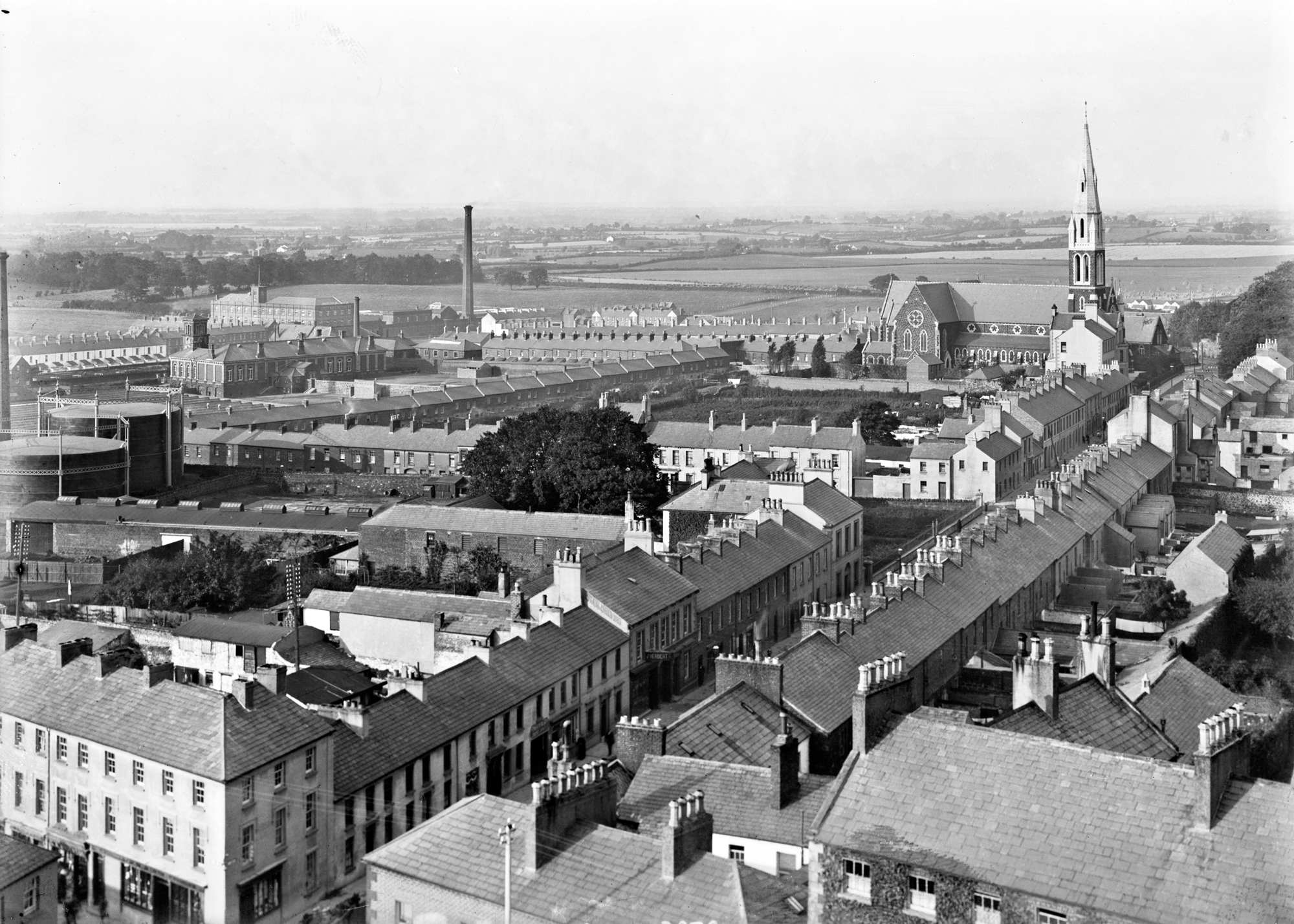 Bird's Eye View, Lurgan, Co. Armagh
