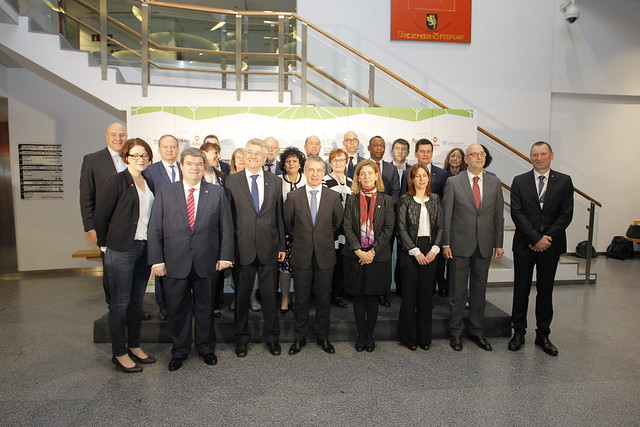 8th European Conference on Sustainable Cities & Towns - Day 1