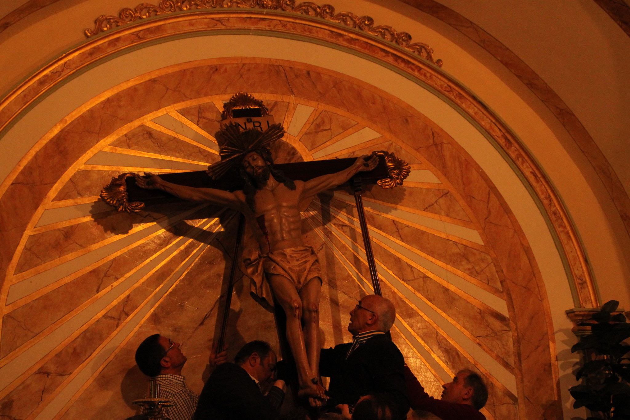 (2014-04-01) -  V Vía Crucis nocturno - Javier Romero Ripoll (215)