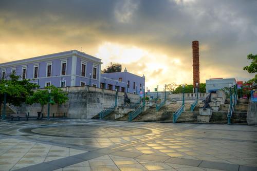 old sun sunrise garden de puerto san juan oldsanjuan puertorico rico paseo ballaja jardínballjardinjardin