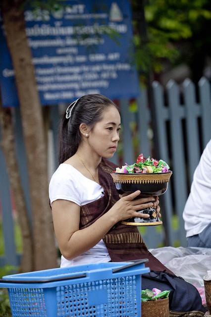 LAO267 Boun Khao Pansa - Luangprabang 208 - Laos