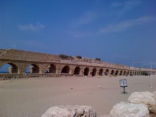 Acueducto de Cesarea