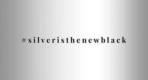 The UK 30-40 Plus Blogger Meet #silveristhenewblack | by Not Dressed As Lamb